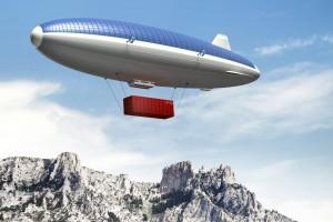 Flying Whales pracuje nad konkurencją dla helikopterów transportowych