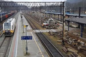 Kolejarze modernizują stacje za kilkaset milionów złotych