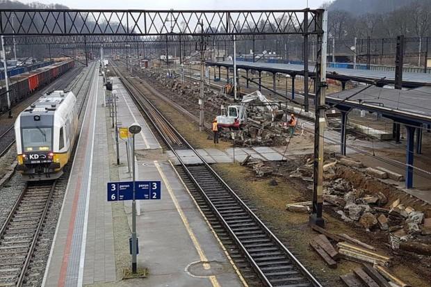 Budimex przebuduje ważną linię kolejową