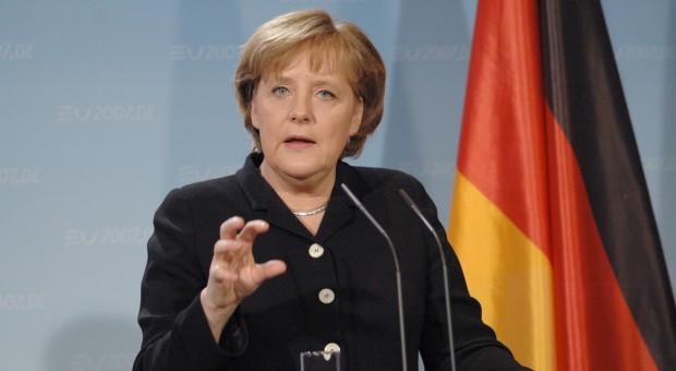 Angela Merkel wsparła Chiny w sporze handlowym z USA