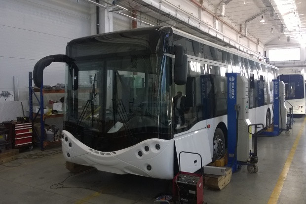 Ursus nie dostarczy autobusów elektrycznych na Śląsk