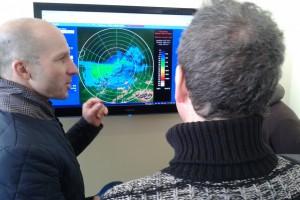 Nowoczesny radar ostrzeże przed burzą czy gradobiciem