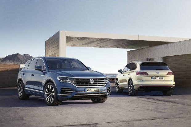 Najnowocześniejszy SUV Volkswagena debiutuje w Chinach