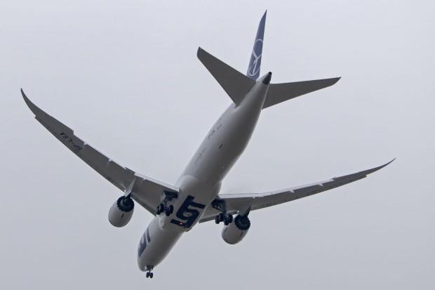 Największe huby lotnicze zanotowały duży ruch towarów