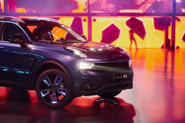 Lynk & Co będzie produkować samochody w fabryce Volvo