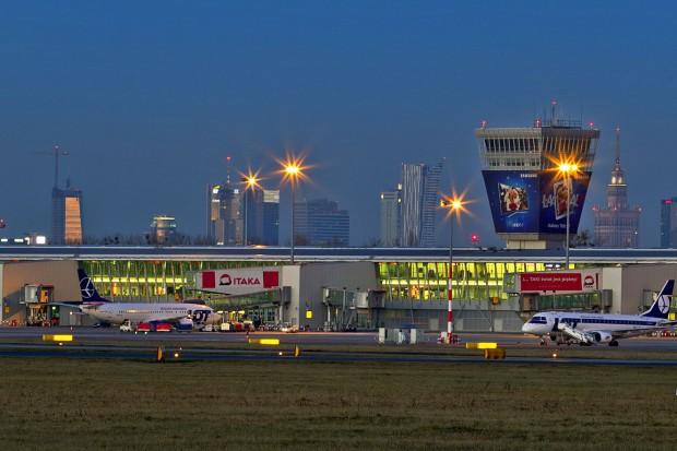 Lotnisko Chopina wprowadza ciszę nocną