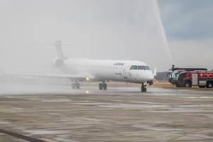Lufthansa szturmuje polskie niebo