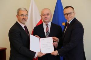 Norbert Książek już oficjalnie Głównym Inspektorem Nadzoru Budowlanego