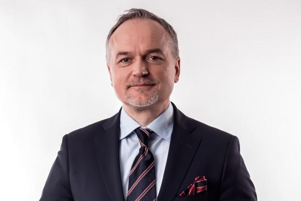 Czesław Warsewicz, prezes PKP Cargo. Fot. Mat. pras.