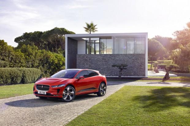 Jaguar z Waymo zaproponuje samojezdną limuzynę