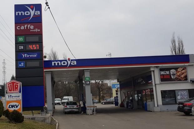 W pierwszym kwartale sieć Moya urosła o pięć stacji