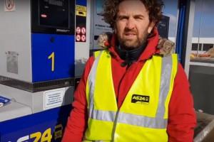 Nietypowa akcja paliwowej spółki