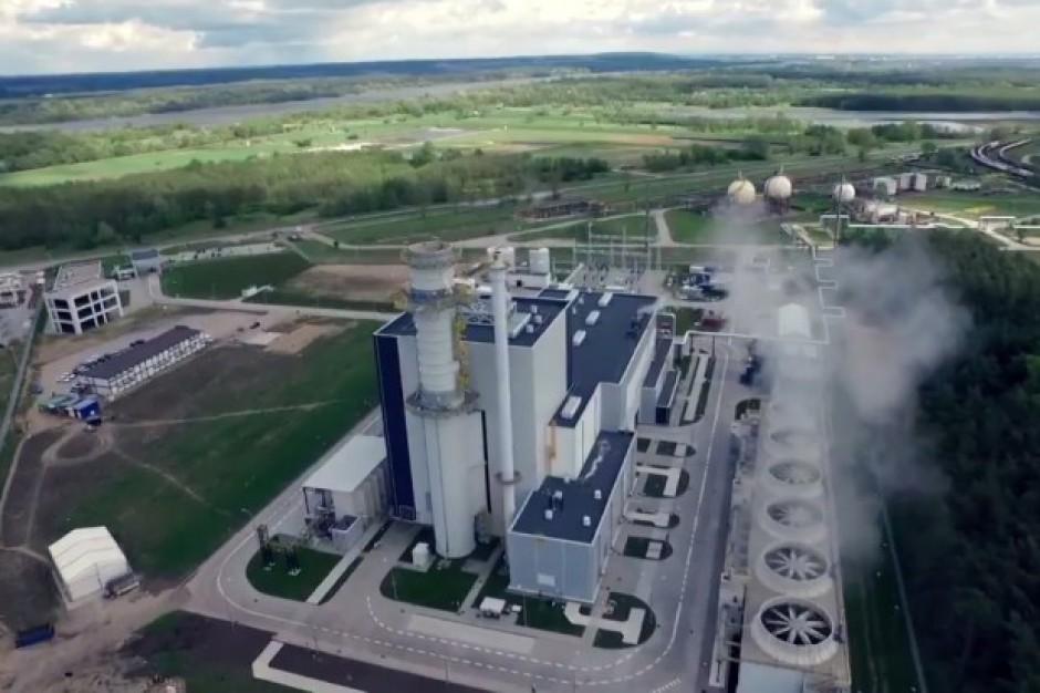 Elektrociepłownia we Włocławku. fot. PKN Orlen/YouTube