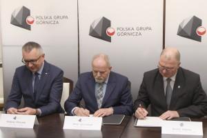 Polska Grupa Górnicza pomoże wykształcić zawodowo uczniów szkoły w Rybniku