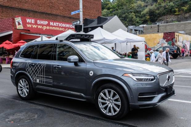 Uber wydał ponad 1 mld dolarów na technologię autonomicznej jazdy