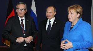 Niemcom bardziej opłaci się gaz z Rosji, niż dobre stosunki z Polską