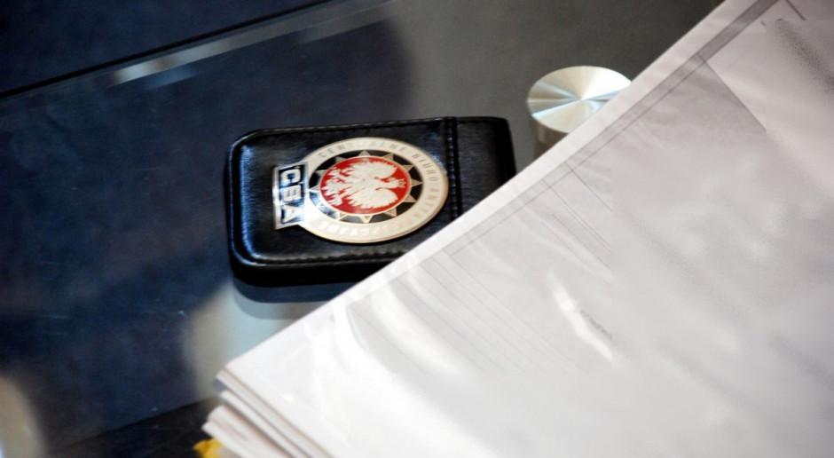 Łapówki, fikcyjne faktury, pranie pieniędzy - nowe zatrzymania CBA