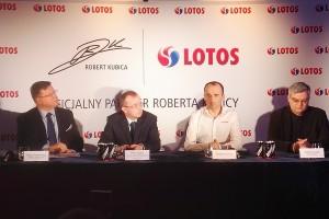 Gdański koncern chce zarobić na współpracy z Kubicą lepiej niż na skoczkach