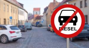 Niemcy protestują przeciwko ograniczeniom dla diesli