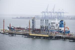 Naftoport wykorzystuje jedną trzecią swoich możliwości - mówi Andrzej Brzózka