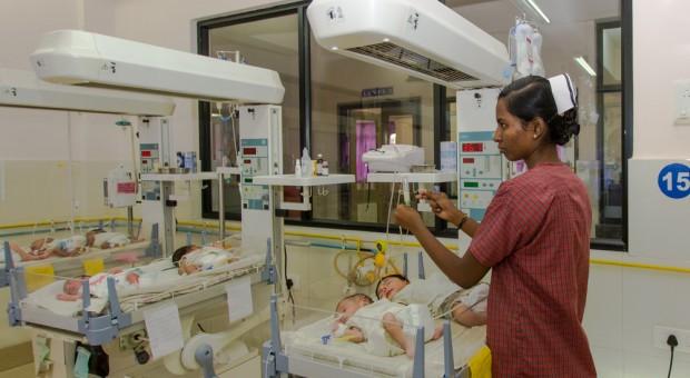 Rynek technologii medycznych w Indiach