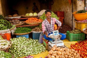 Rolnictwo i rynek spożywczy w Indiach