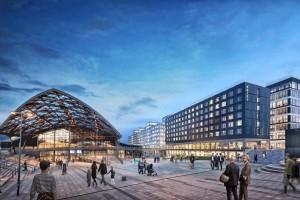Wkrótce ruszy budowa na najdroższej działce w Łodzi