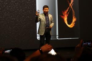 Chiński producent smartfonów Huawei chce być liderem
