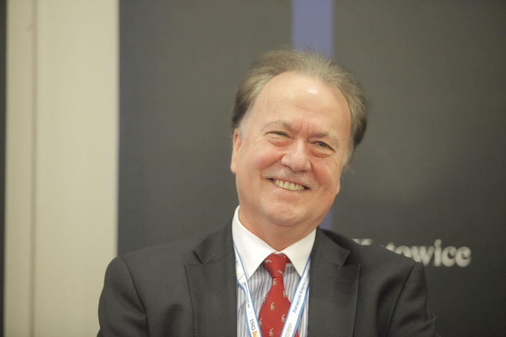 Ziemowit Iwański, dyrektor wykonawczy ds. rynków zagranicznych w Energoprojekt Katowice. Fot. PTWP