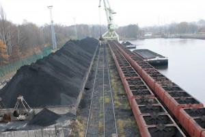 OT Logistics ma ambitne plany transportu węgla Odrą