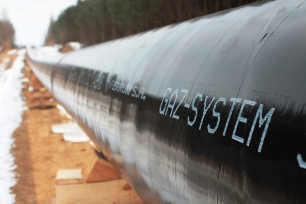 Gaz-System ma lokalizację gazociągu Płoty-Goleniów