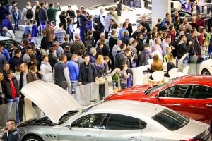 Kilkadziesiąt motoryzacyjnych premier zawitało do Poznania