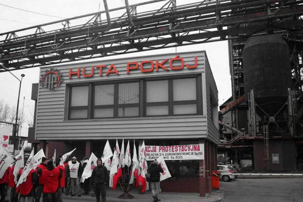 Huta Pokój – rozmowy i referendum strajkowe