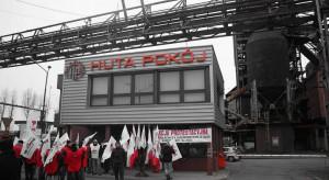 Straty tej huty sięgają 170 mln zł. We wtorek pikieta w obronie miejsc pracy