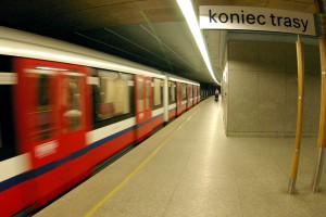 7 kwietnia 2005 roku Wojewódzki Inspektor Nadzoru Budowlanego wydał pozwolenie na użytkowanie stacji metra Plac Wilsona. (Fot. PTWP/Piotr Waniorek)