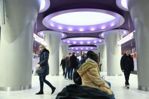 Stacja Nowy Świat - Uniwersytet (Fot. PTWP/Paweł Pawłowski)