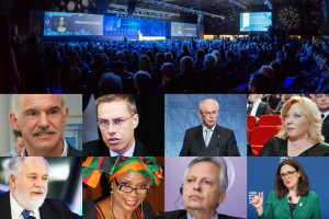 Prominent figures of the economy and politics - in Katowice