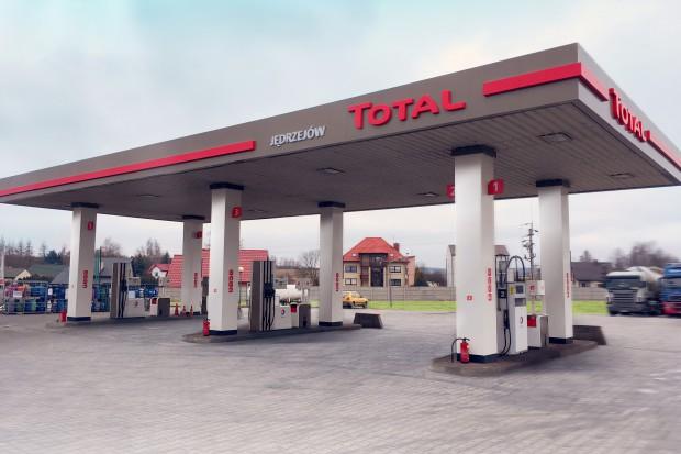 Total ma już w Polsce 26 stacji