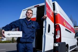 Poczta Polska rozpoczyna testy samochodów elektrycznych