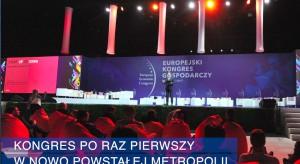 Metropolia, województwo śląskie i miasto Katowice zapraszają na Europejski Kongres Gospodarczy