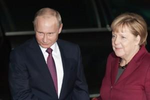Merkel i Putin potwierdzają: Nord Stream 2 to wzajemnie korzystny projekt