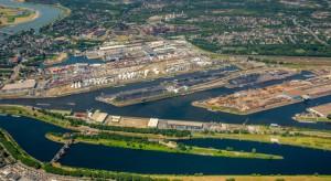 Ten port pokazuje, jak bardzo pokpiliśmy sprawę. Rzeka daje im więcej, niż nam cały Bałtyk