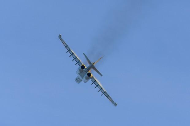 Bułgaria wyremontuje samoloty szturmowe Su-25