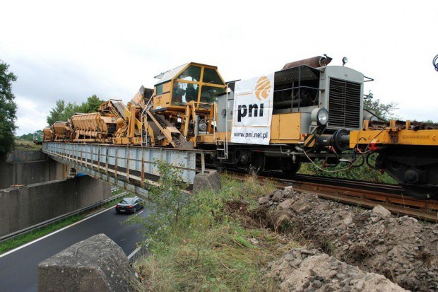 PKP PLK przejmują Przedsiębiorstwo Napraw Infrastruktury