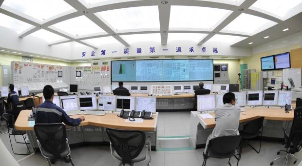 W Chinach zaczęto załadunek paliwa jądrowego do reaktora EPR