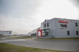 Panattoni Europe wybudowało magazyny dla Raben Logistics Polska