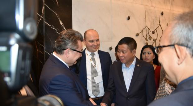 Polskie firmy górnicze liczą na eksport do Indonezji