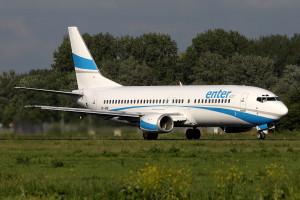 Enter Air wyemituje akcje, by kupić nowe boeingi
