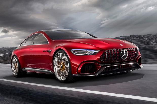 Mercedes planuje konkurencyjny model dla Tesli