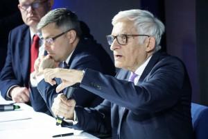 Zdjęcie numer 3 - galeria: Konferencja prasowa zapowiadająca Europejski Kongres Gospodarczy 2018